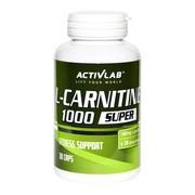 L-Karnityna 1000, kapsułki, 30 szt. (ActivLab)