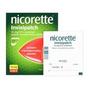 Nicorett invisipatch, 15 mg, plastry transdermalne, 7 szt.