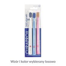 Curaprox, szczoteczka do zębów, CS 5460, ultra soft, 3 szt.