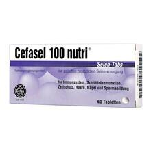 Cefasel 100 nutri, Selen-Tabs, tabletki, 60 szt.
