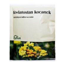 Kwiatostan kocanek, zioło pojedyncze, 50 g (Flos)