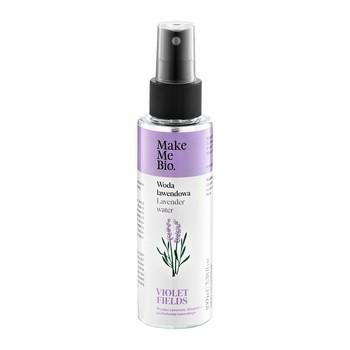 Make Me Bio Violet Fields, woda lawendowa, 100 ml