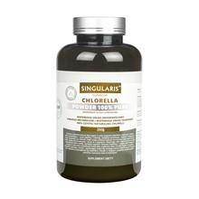 Singularis Chlorella Powder 100% Pure, proszek, 250 g