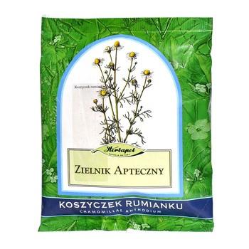 Koszyczek rumianku, zioło pojedyncze, 50 g (Herbapol Lublin)