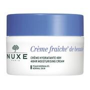 Nuxe Creme Fraiche de Beaute, krem nawilżający, 48h, 50 ml