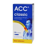 ACC classic, (20 mg/ml), roztwór doustny, 100 ml