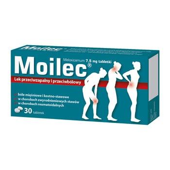 Moilec, 7,5 mg, tabletki, 30 szt.