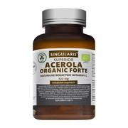 Singularis Acerola Organic Forte, 520 mg Superior, kapsułki, 120 szt.