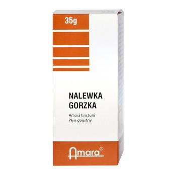 Nalewka Gorzka, krople, 35 g (Amara)