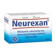 Heel-Neurexan, tabletki, 25 szt.