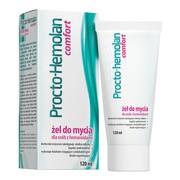Procto-Hemolan Comfort, żel do mycia dla osób z hemoroidami, 120 ml
