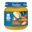 Gerber, jarzynki z królikiem, 5 m+, 125 g