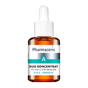 Pharmaceris A A&E Sensilix, duo koncentrat z witaminami A i E, 30 ml