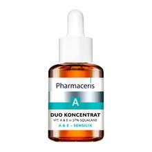 Pharmaceris A A&E Sensilix, duo koncentrat z witaminami A i E, 30 ml