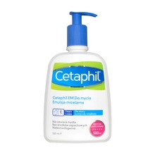 Cetaphil EM, emulsja micelarna do mycia, 500 ml