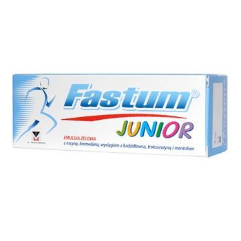 Fastum Junior, emulsja żelowa, 50 ml
