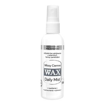 WAX angielski Pilomax, WAX Daily Mist, odżywka spray do włosów ciemnych, 200 ml