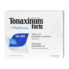 Tonaxinum Forte + Melatonina, tabletki, 60 szt.