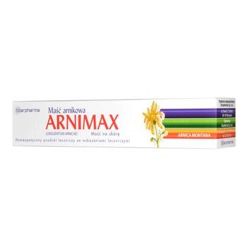 Maść arnikowa Arnimax, 40 g