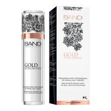 Bandi Exclusive Gold Philosophy, peptydowy krem odmładzający do twarzy, szyi i dekoltu, 50 ml