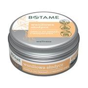 Botame Waniliowa Słodycz, świeca do masażu z masła shea, 50 ml