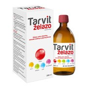 Tarvit Żelazo, płyn, 250 ml