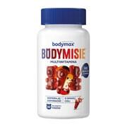 Bodymax Bodymisie, żelki, o smaku coli, 60 szt.