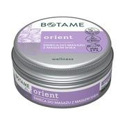 Botame Orient, świeca do masażu z masła shea, 50 ml