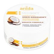 Anida Medi Soft, wielofunkcyjny krem kokosowy, 125 ml