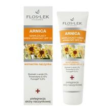 FlosLek Pharma Arnica, nawilżający krem arnikowy SPF 15, 50 ml