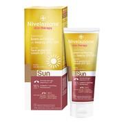 Nivelazione Skin Therapy Sun, barierowy krem ochronny do twarzy, SPF 50+, 50 ml