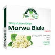 Olimp Morwa Biała Premium, kapsułki, 30 szt.