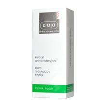 Ziaja Med Kuracja Antybakteryjna, krem redukujący trądzik, 50 ml