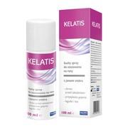 Kelatis, proszek w sprayu na rany, 100 ml