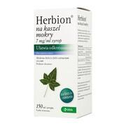 Herbion na kaszel mokry, 7 mg/ml, syrop, 150 ml