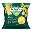 BoboVita Bio, krążki soczewicowe, kukurydziane, 10 m+, 20 g