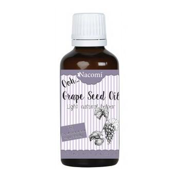 Nacomi, olej z pestek winogron, 50 ml
