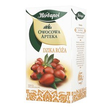 Herbata dzika róża, fix, 3 g, 20 szt. (Herbapol Lublin)