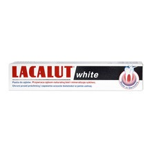 Lacalut white, pasta do zębów, 75 ml