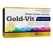 Olimp Gold-Vit dla mężczyzn, tabletki powlekane, 30 szt.