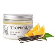 Fresh&Natural, peeling solny, tropikalny, 550 g