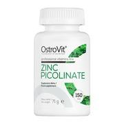 OstroVit Zinc Picolinate, tabletki, 150 szt.