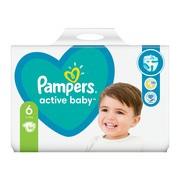Pampers Active Baby 6 (13−18 kg), pieluszki jednorazowe, 96 szt.