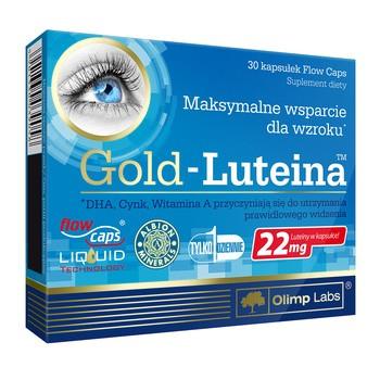Olimp Gold-Luteina, kapsułki, 30 szt.