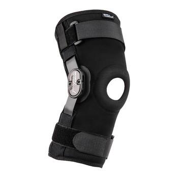 Meyra Reflex, zamknięta orteza stawu kolanowego, czarna, rozmiar XL, 1 szt.