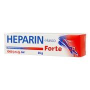 Heparin-Hasco forte, 1000 j.m./g, żel, 35 g