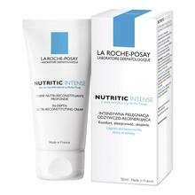 La Roche-Posay Nutritic Intense, krem odżywczo - regenerujący, do skóry suchej, 50 ml, tuba