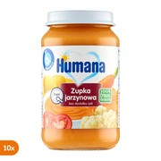 Zestaw 10x Humana 100% Organic