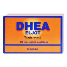 DHEA Eljot, 25 mg, tabletki powlekane, 60 szt.