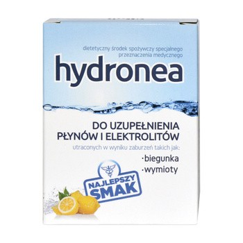 Hydronea, proszek, 10 saszetek